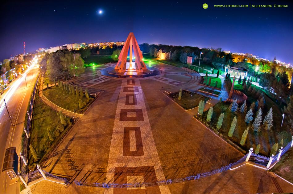Мемориал воинской славы. Кишинёв