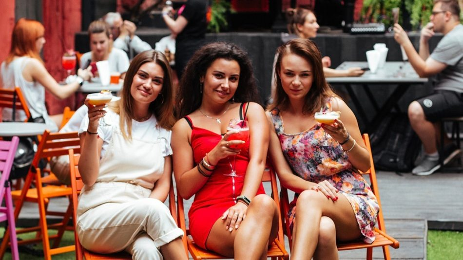 Одесские летние площадки