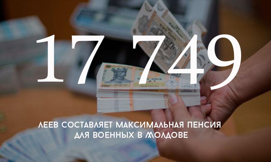 Цифра дня: Сколько составляет максимальная пенсия для военных в Молдове || Военная пенсия в молдове Советник